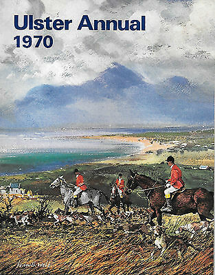 Ulster Annual 1970 Northern Ireland Yearbook
