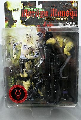 Marilyn Manson Holy Wood Action Figure '' Variant Color '' Art Storm Co. NEW