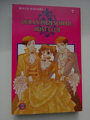 Ouran High School Host Club Manga 7 - Bisco Hatori (deutsch)