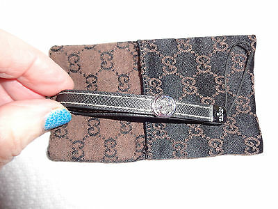 Gucci Mobile Phone Charm/Strap ....Brand New...Never Used....Has Gucci pouch