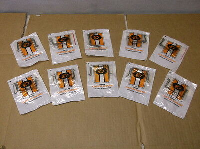 """Wholesale Lot of 400 Retaining Clips for 1960-Up Harley 7"""" Headlight Assemblies"""