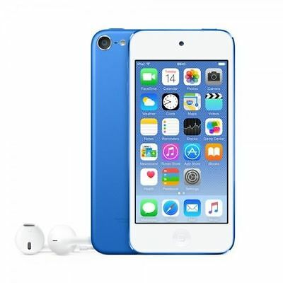 Lettore Mp3 Apple MKHV2BT/A IPod Touch 32gb Blue Originale