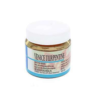 Venice Turps Drawing Ointment for Bruises and Frog Infections Horse Equine 50g