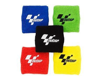 Moto GP Brake Reservoir Sock Shroud Cover Red Blue Yellow Green