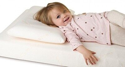 Clevamama Toddler Pillow ClevaFoam Support Breathable Lightweight New