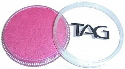 TAG Professional Body Art & Face Paint 32g - Pink
