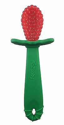 RaZ-Berry Baby Spoon / Babys First Spoon / 100% Silicone