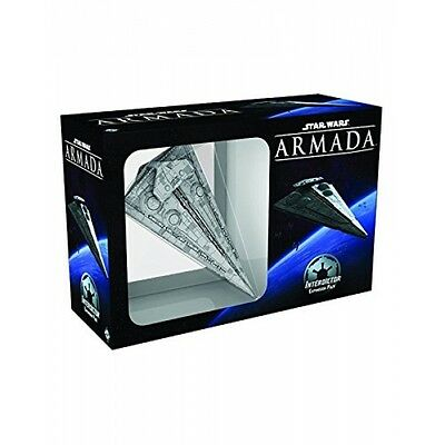 Star Wars Armada Interdictor Class Star Brand New