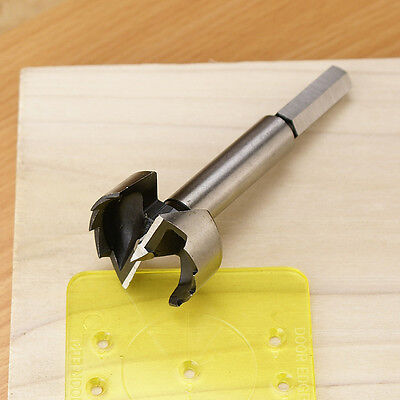 Concealed Hinge Boring Kit and Drawer Guide Installation Jig-Free Shipping