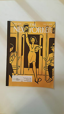 New Yorker Magazine  May 16, 2016