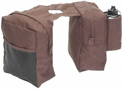 BUSSE Horn bag TRAIL Pack bag Saddle bag Horse dark brown Western saddle