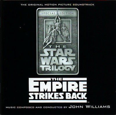 Star Wars - The Empire Strikes Back (The Original Motion Picture Soundtrack)