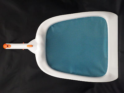 Deluxe Swimming Pool & Spa / Hot Tub Skimmer Net With Quick Release Button!