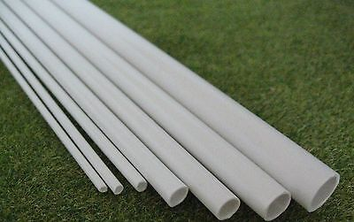 Round Tube Styrene Strip Section Architecture Model Making 2mm - 10mm