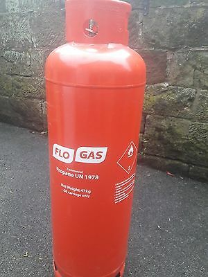 NEW FULL 47kg Propane Bottle