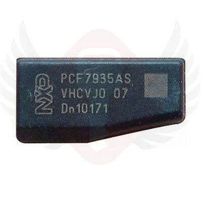 VIRGIN PCF7935 TRANSPONDER Immobiliser CHIP FOR Vauxhall Opel PCF7935AS