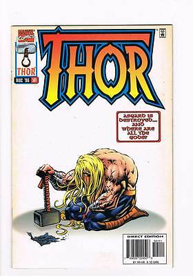Thor # 501 Out of the Blue ! grade - 7.5 scarce book !!