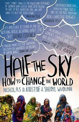 Half The Sky: How to Change the World,New Condition