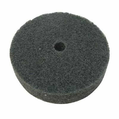 "Pro-Max 3"" 'ScotchBrite' Sanding Wheel For Mini Bench Grinder"