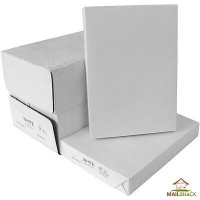 A4 White CARD 230 Microns 200gsm Copier Craft Printer Sheets | 1 2 3 4 5 Reams