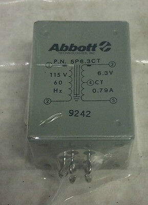Abbott Technologies Inc. 5P6.3CT Transformer  5950-01-069-6075