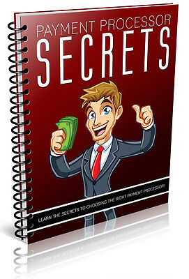 eBook-PDF Master Resell Rights Payment Processor Secrets