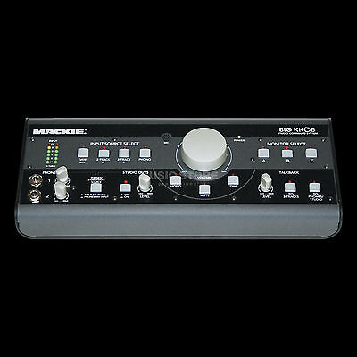 Mackie Big Knob Desktop Audio Control Center