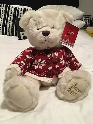 Harrods Chester 2012 Bear **Mint Condition With Tag**