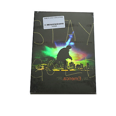 EMERICA - Stay Gold - DVD - skateboarding skate video
