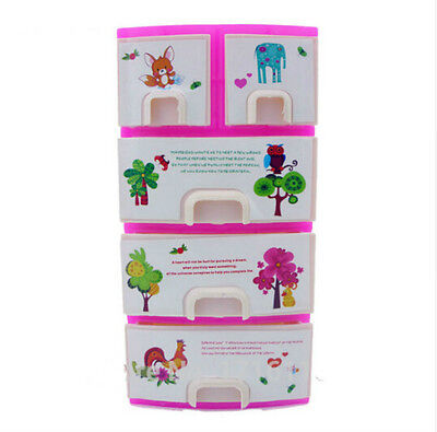 Barbie Doll Accessories Case with Pull Out Drawers & Accessories LAN
