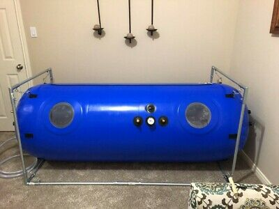 34 in Newtowne Hyperbaric Chamber Free Pressure Gauge Hyperbaric Oxygen Therapy