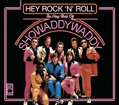 The Showaddywaddy - Hey Rock N Roll The Very Best Of Showaddywaddy [CD]