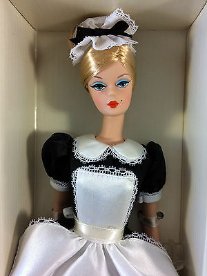 2006 The French Maid Barbie Doll - BFMC Gold Label Silkstone - NRFB