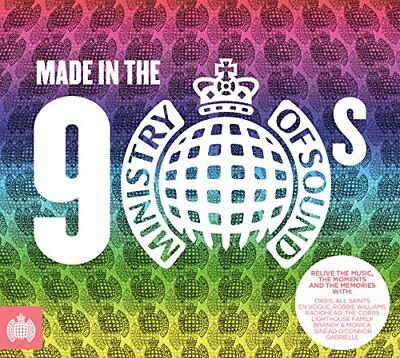 Made In The 90s [CD] Sent Sameday*