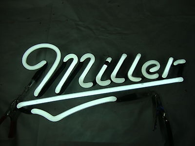 Miller Beer Neon Beer Sign Replacement Repair Tube (Word Miller)