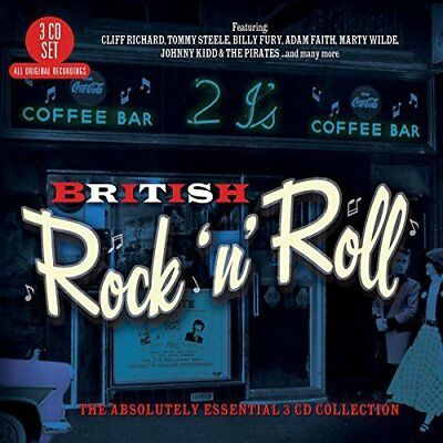 British Rock n Roll  The Absolutely Essential 3CD Collection