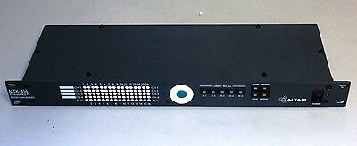 ALTAIR MTX-416 - Matrice Intercom et Audio 4x16 programmable