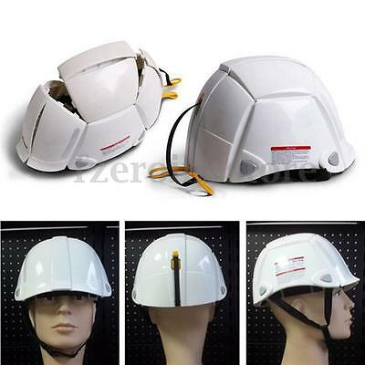 Hard Hat Bump Cap for Disaster Prevention Folding Safety Helmet Height Rescue