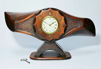 Large World War 1 propeller clock, believed ex-Farman biplane, circa 1913