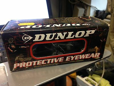 squash goggles dunlop one size mens at £8 bnwl