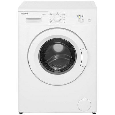 Electra W1044CF1W A++ 6Kg 1000 Spin Washing Machine White New from AO