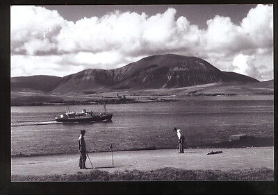 rp00270 - Stromness Golf Course - photo 6x4