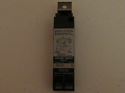 Allen Bradley 595-B 595B 595 B Series B Normally Closed Auxiliary Contact