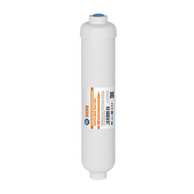 AICRO Inline Activated Carbon Water Filter for Reverse Osmosis
