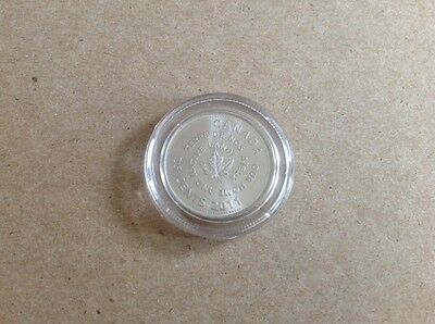 2011 Oh Canada 25 Cent Coin