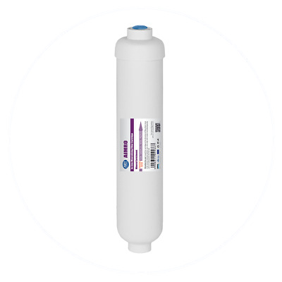AIMRO Mineralizaing Inline Filter Cartridge (Ideal for Reverse Osmosis)