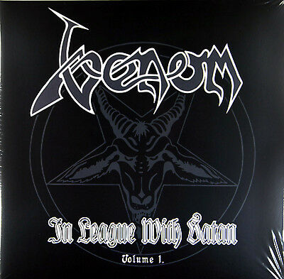 Venom - In League With Satan Vol. 1 (Limited 2 x  Red Vinyl LP) New & Sealed