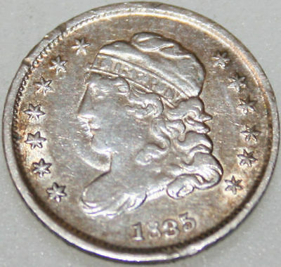 1835 Capped Bust Half Dime [SN01]