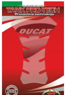 Ducati Streetfighter Motorcycle Tank Protector Pad Clear Proteck Made In Italy