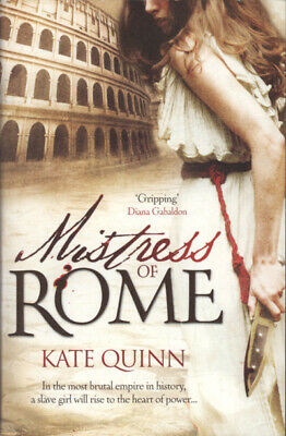 Mistress of Rome by Kate Quinn (Paperback)